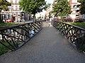 Hoevebrug - Provenierswijk - Rotterdam - View of the bridge from the west - Summer.jpg