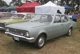 Holden HG Kingswood Sedan