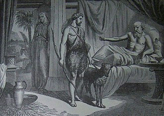 Esau - Image: Holman esau going for venison