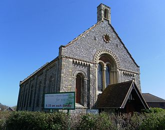 William Donthorne - Donthorn designed Holy Trinity Church at Upper Dicker in 1843.