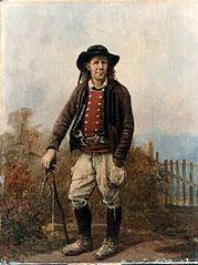 Homme de Châteauneuf-du-Faou