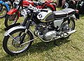 Honda Superhawk 305cc CB77 1965. Light years ahead of anything else. Those were the great days of early Japanese bikes,even if I preferred the earlier Super Dream - Flickr - mick - Lumix.jpg