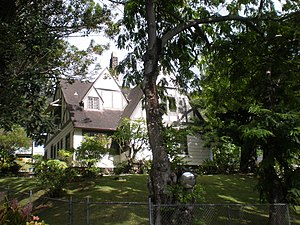 Honolulu Tudor–French Norman Cottages - 100 px