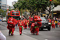 Honolulu Festival Parade - Asian Lion Dance Team (7015720153).jpg