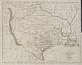 Hooker Map of the State of Coahuila and Texas 1833 UTA.jpg