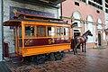 Horse drawn streetcar, Grand Rapids Public Museum.jpg