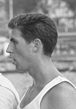 Horst Meyer - Meyer in 1964