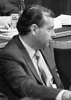 István Horváth - István Horváth in 1986