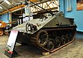 Hotchkiss Schutzenpanzer Kurz at the Tank Museum, Bovington.jpg