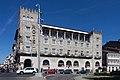 Hotel Compostela. Praza de Galicia. Santiago de Compostela. Galiza.jpg