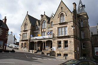 Tain - The Royal Hotel