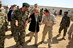 House Armed Services Committee observes ANA training, Helmand 140318-M-MF313-078.jpg
