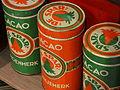 Household products, Spar cacao groenmerk en oranjemerk, pic1.JPG