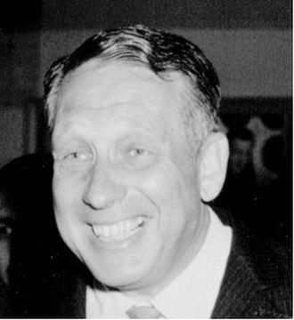 Howard W. Koch - Koch in 1966