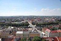 Hradec Králové (Königgrätz), Weißer Turm (26855536619).jpg