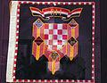 Hrvatski povijesni muzej 27012012 Domovinski rat 58 zastava predsjednika RH 1992.jpg
