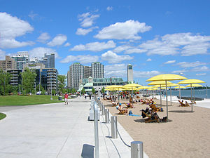 "HTO Park (an ""urban beach"")"
