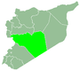Homs Governorate within Syria