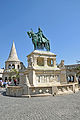 Hungary-0189 - Statue of King St. Stephan (7321340034).jpg