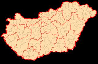 Subregions of Hungary