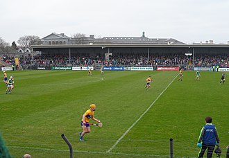 Munster Senior Hurling Championship - Cusack Park, the home venue of Clare, hosted its first championship game in 21 years in 2018.
