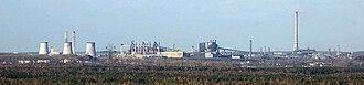 Edward Gierek - Katowice Steelworks, Gierek's major industrial project