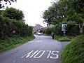 Hyatts Wood Road - geograph.org.uk - 1499121.jpg