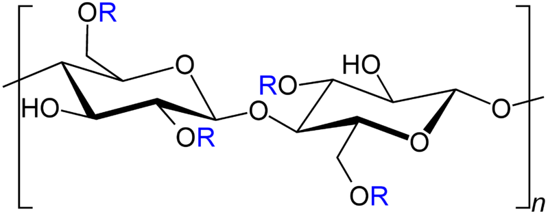 Datei:Hydroxyethyl Cellulose-MEDIUM Structural Formula V1.png