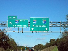 Interstate 64 - Wikipedia