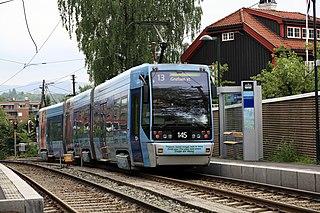 Lilleaker Line