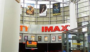 Cinema City International - IMAX theatre in Prague