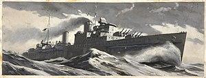 INF3-32 British Cruiser Artist Edward Osmond 1939-1946.jpg