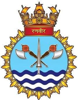 Seal of INS Ranvir