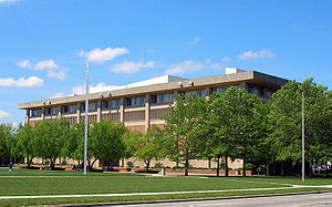 Indiana University School of Liberal Arts at IUPUI - Cavanaugh Hall is home to the IU School of Liberal Arts at IUPUI.