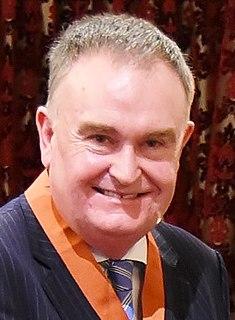 Iain Rennie New Zealand public servant