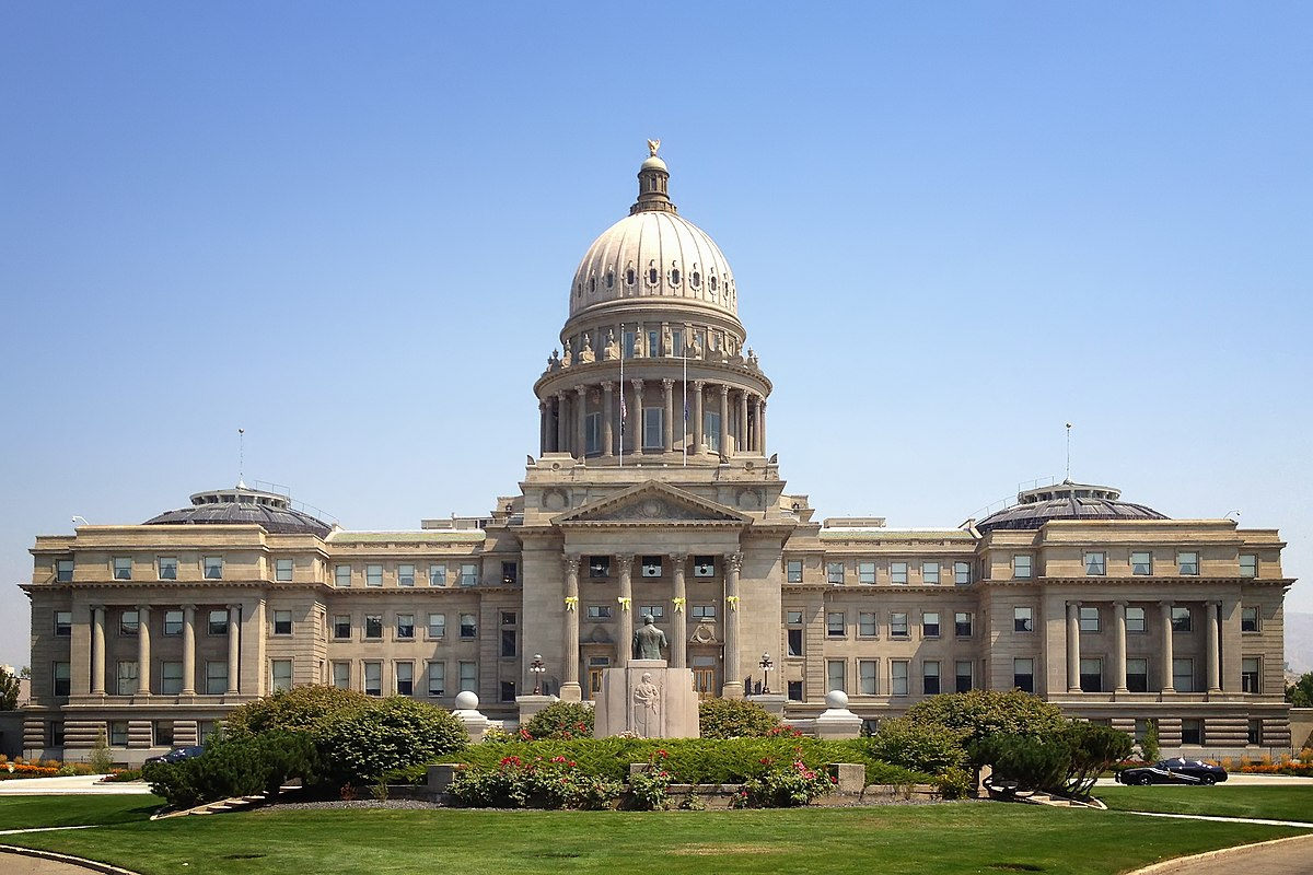 Idaho State Capitol - Wikipedia