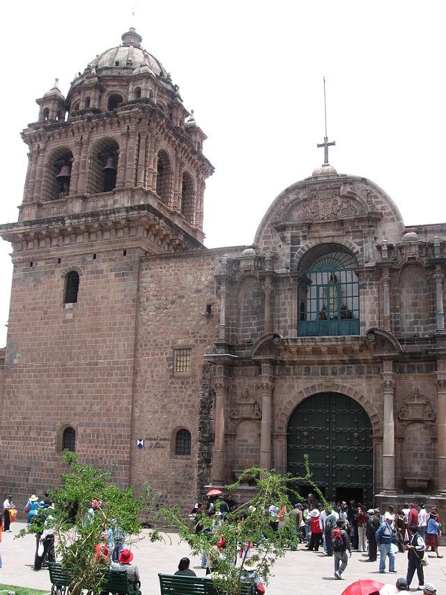 Basilica of La Merced, Cusco_2