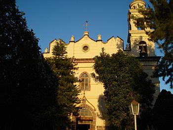 Iglesia cardenas 2 slp mexico