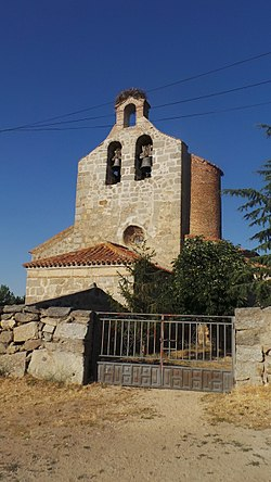 Church of Our Lady of Purification, Sotalbo, Ávila, Spain