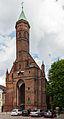 Iglesia de Santa Isabel de Hungría, Gdansk, Polonia, 2013-05-20, DD 01.jpg