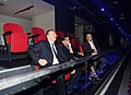 Ilham Aliyev attended the opening of the Baku Crystal Hall, the venue of the Eurovision-2012 Song Contest 3.jpg
