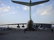 Ilyushin IL-76, still working in Libyan Air Force