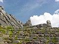 Inca Stone Architecture - Sacsayhuaman - Peru 03 (3786205518).jpg