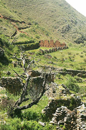 Carrasco Province - The UNESO World Heritage site of Inkallaqta in the Carrasco Province