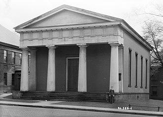 Independent Congregational Church - Independent Congregational Church, 1936