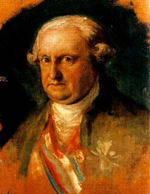 Infante Antonio Pascual of Spain - Infante Antonio Pascual, painted by Goya.