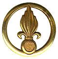 Insigne de béret de la Légion étrangère.jpg