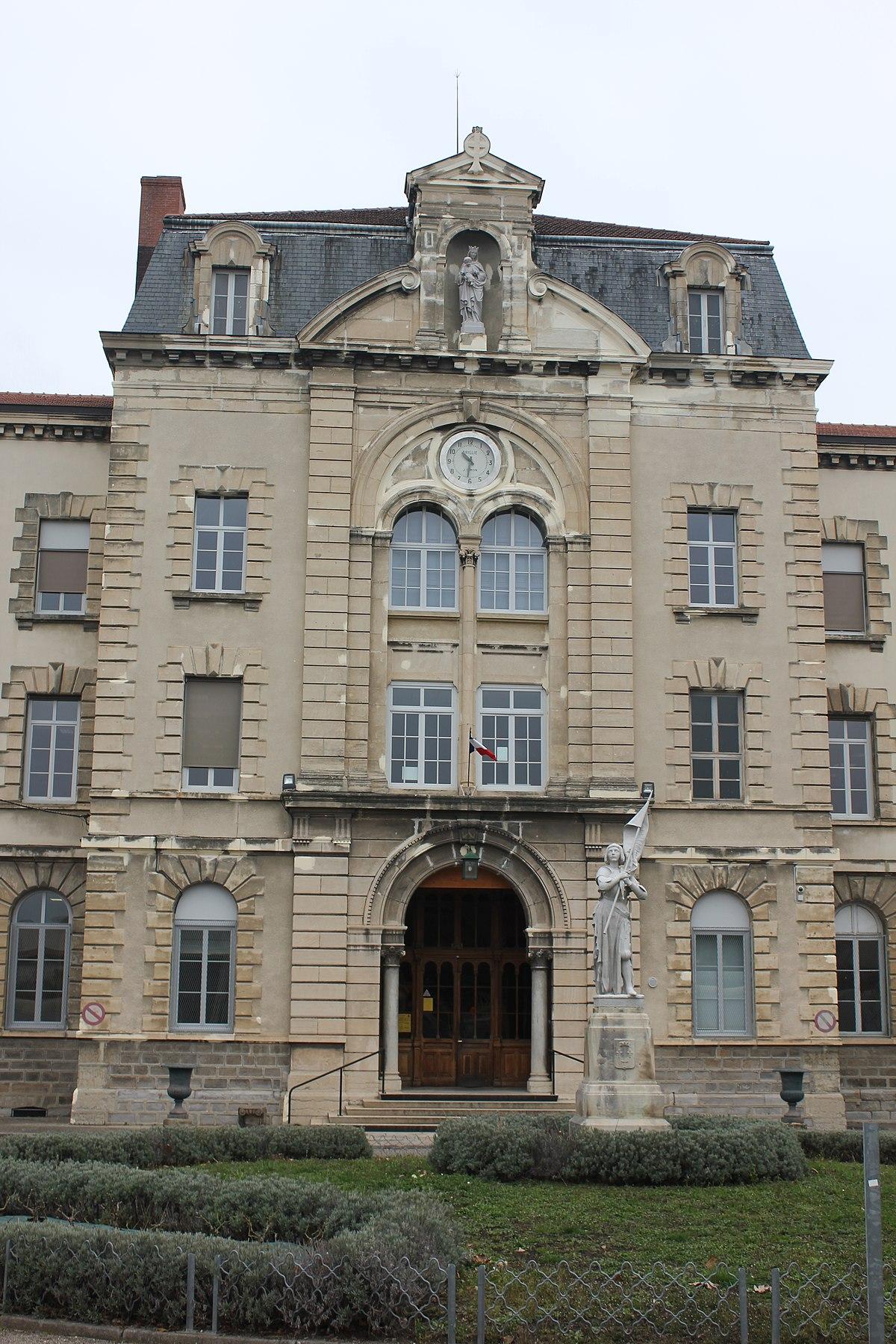 Sainte Marie La Grand'Grange - Wikipedia - Meteociel Saint Chamond