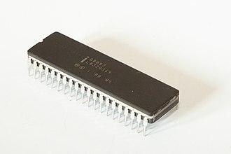 Intel 8087 - Image: Intel 8087