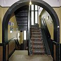 Interieur, hal met trap op de bovenverdieping - Groningen - 20375334 - RCE.jpg